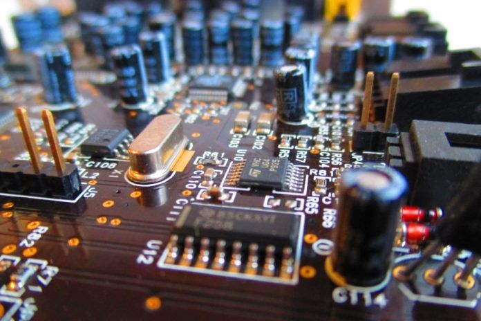 electronics components chip market